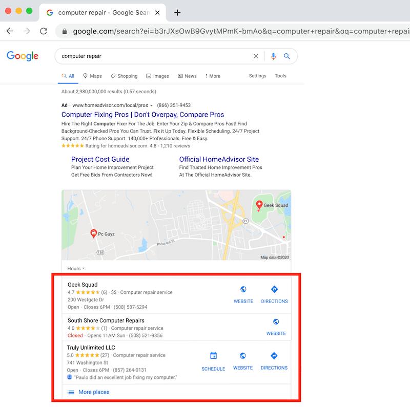 tipptopp communications article google my business seo e reputation 8